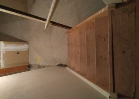 Basement Renovation - Before (1)