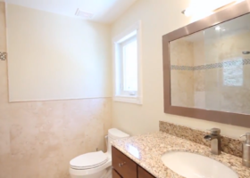 Bathroom renovation 8