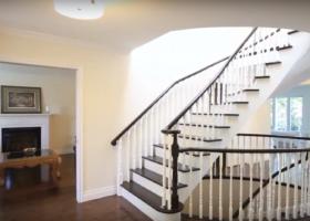 Hardwood Installation - Stair Refinish