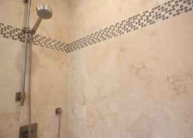 Shower renovation 9