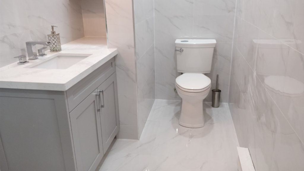 Bathroom Renovations in Mississauga - Military Made Services