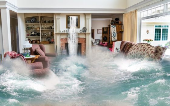Experienced flood repairs in Toronto